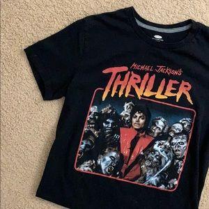 Michael Jackson Thriller Tee